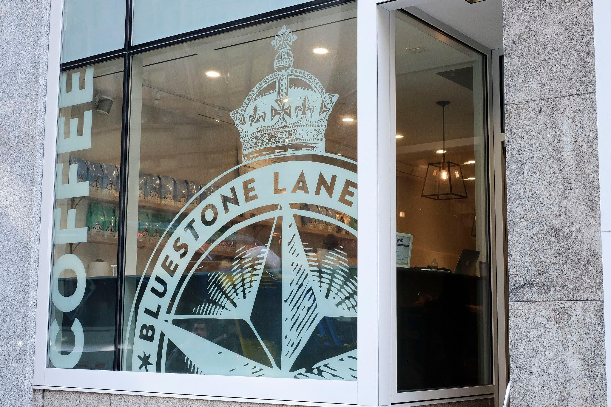 Bluestone Lane Garment District Coffee Shop