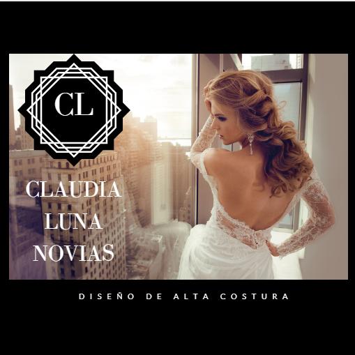 CLAUDIA LUNA NOVIAS - DISEÑO DE ALTA COSTURA