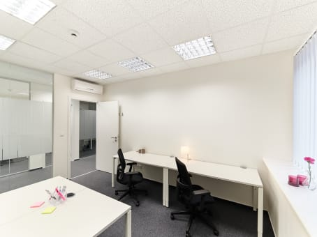 Regus - Prague, Rosmarin