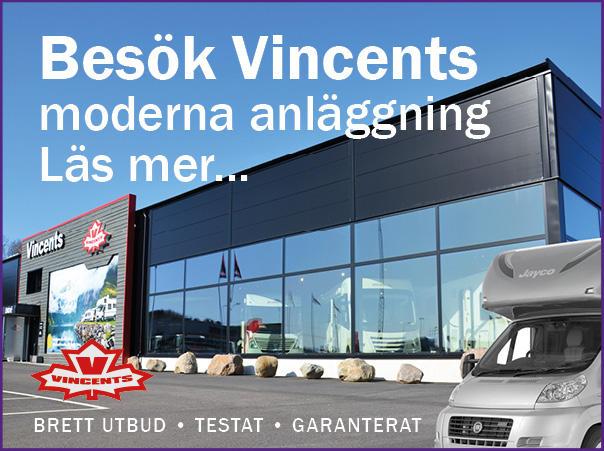 Vincents Husbil & Husvagn AB
