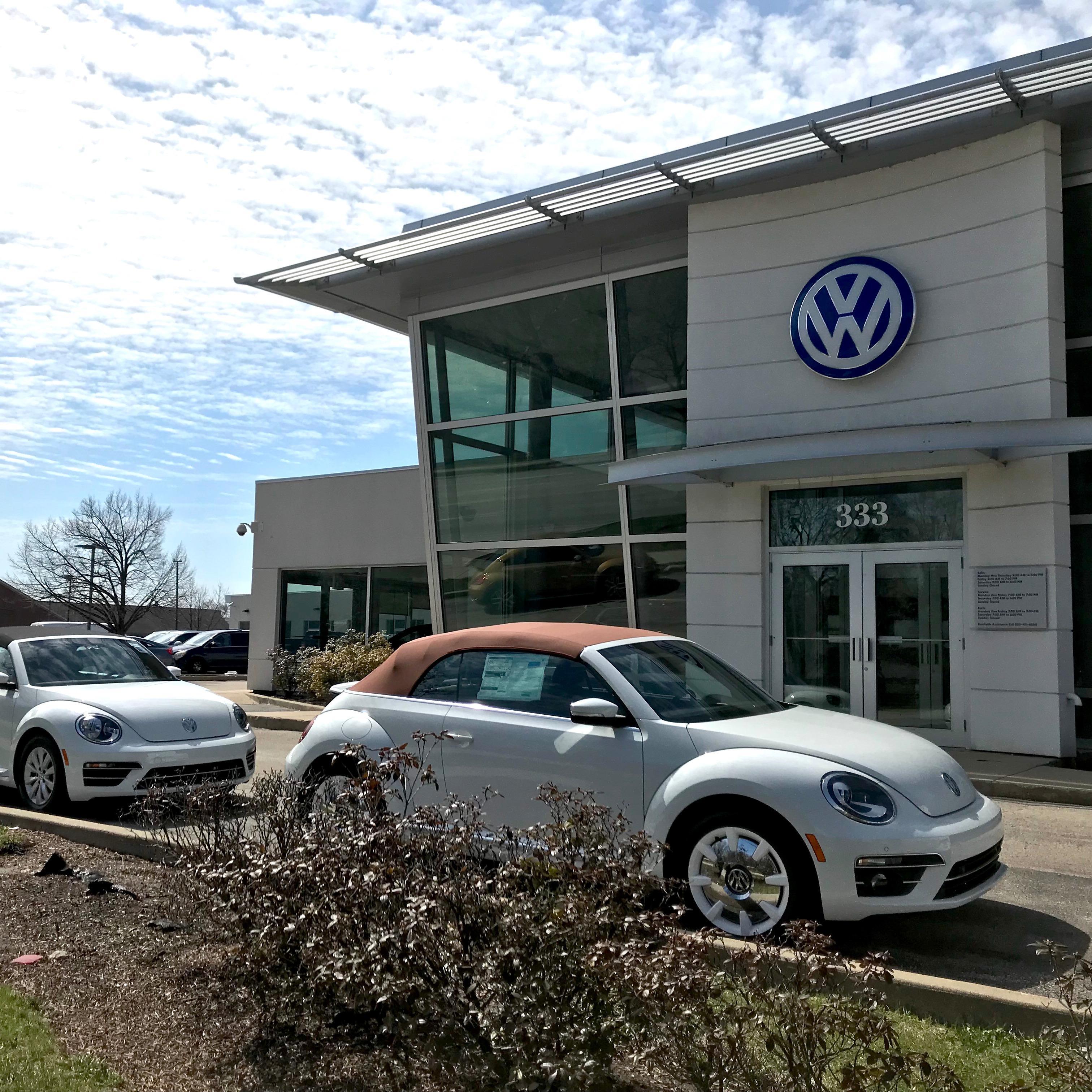 Napleton's Volkswagen of Mount Prospect