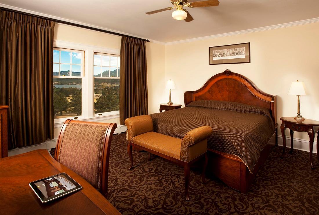 Stanley Hotel Aspire King Room