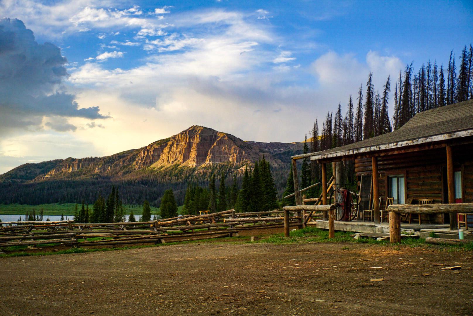 Brooks Lake Lodge & Spa