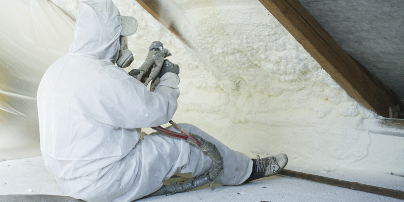 WE SPECIALIZE IN SPRAY FOAM INSULATION BECAUSE IT IS THE MOST EFFICIENT INSULATION PER THICKNESS OF ANY PRODUCT ON THE MARKET TODAY.