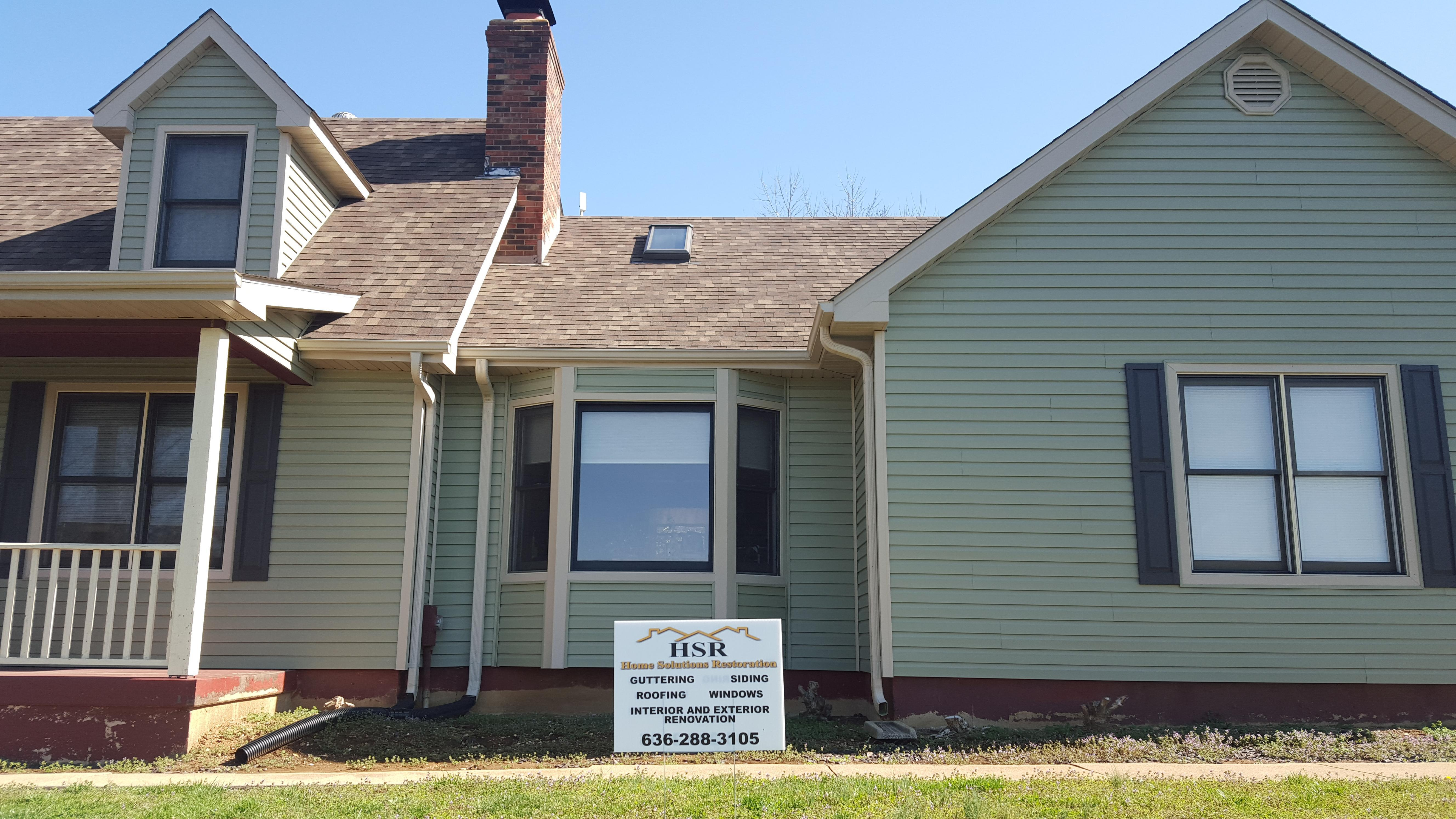 Home Solutions Restorations Llc In Union Mo 63084
