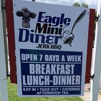 Eagle Mini Diner Authentic Jamaican and American Cuisine - Netcong, NJ 07857 - (973)527-4642   ShowMeLocal.com