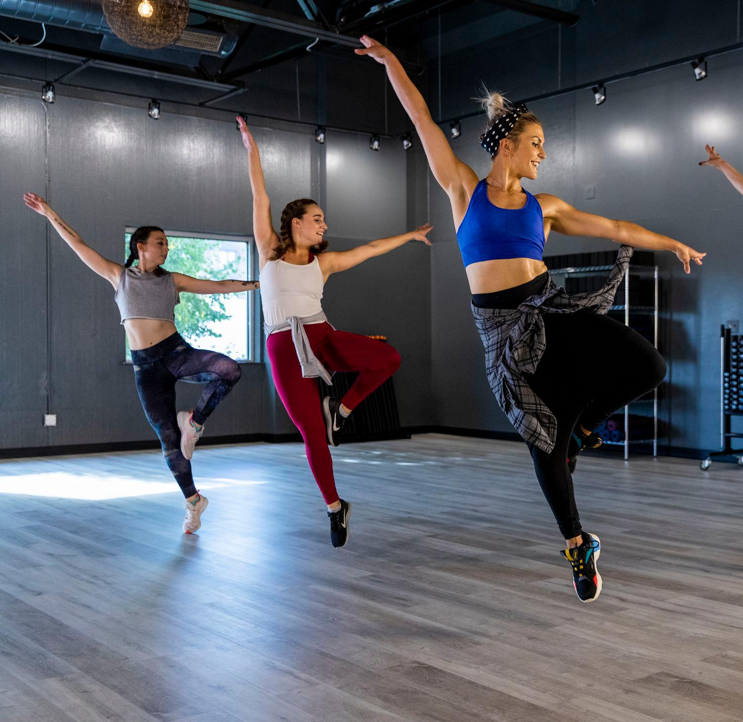 Dance your way to a healthy lifestyle with studio dance classes at Chicago Athletic Clubs!