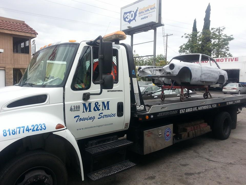Motorcycle Tire Installation Near Me >> M&M Towing Service Coupons near me in Canoga Park | 8coupons