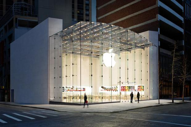 Apple Store, Upper West Side