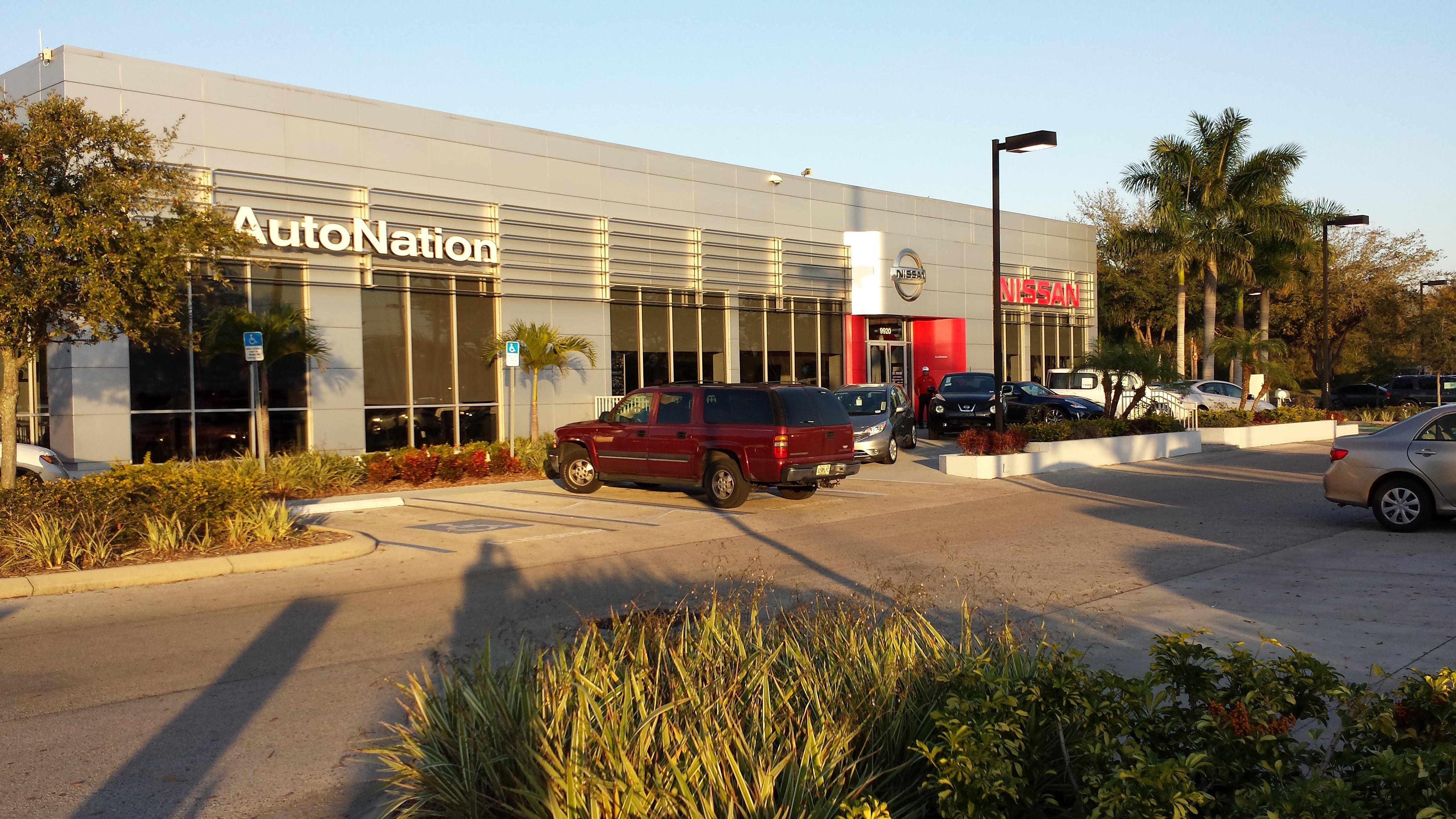 Nissan Dealership Near Me In Tampa Autonation Nissan