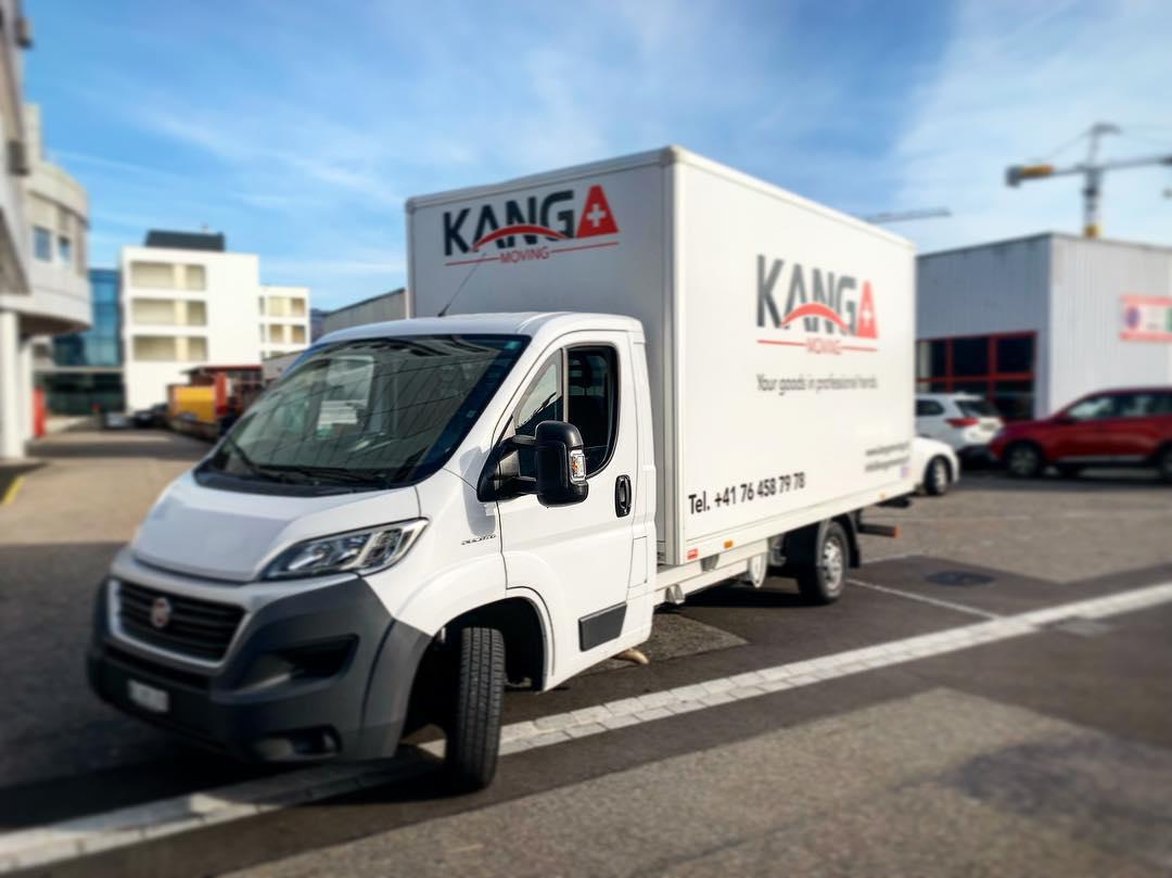 Kanga Moving