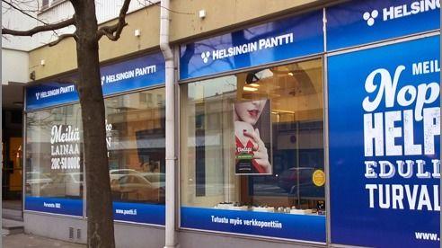 Helsingin Pantti Oy Pori