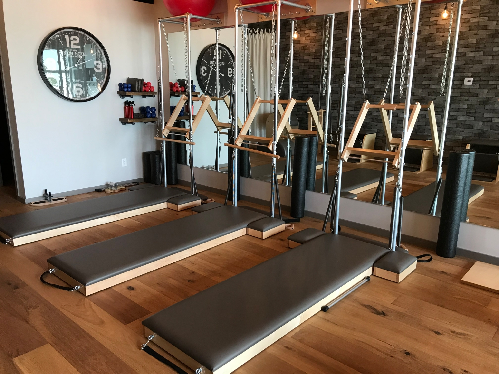 Pilates from the Center
