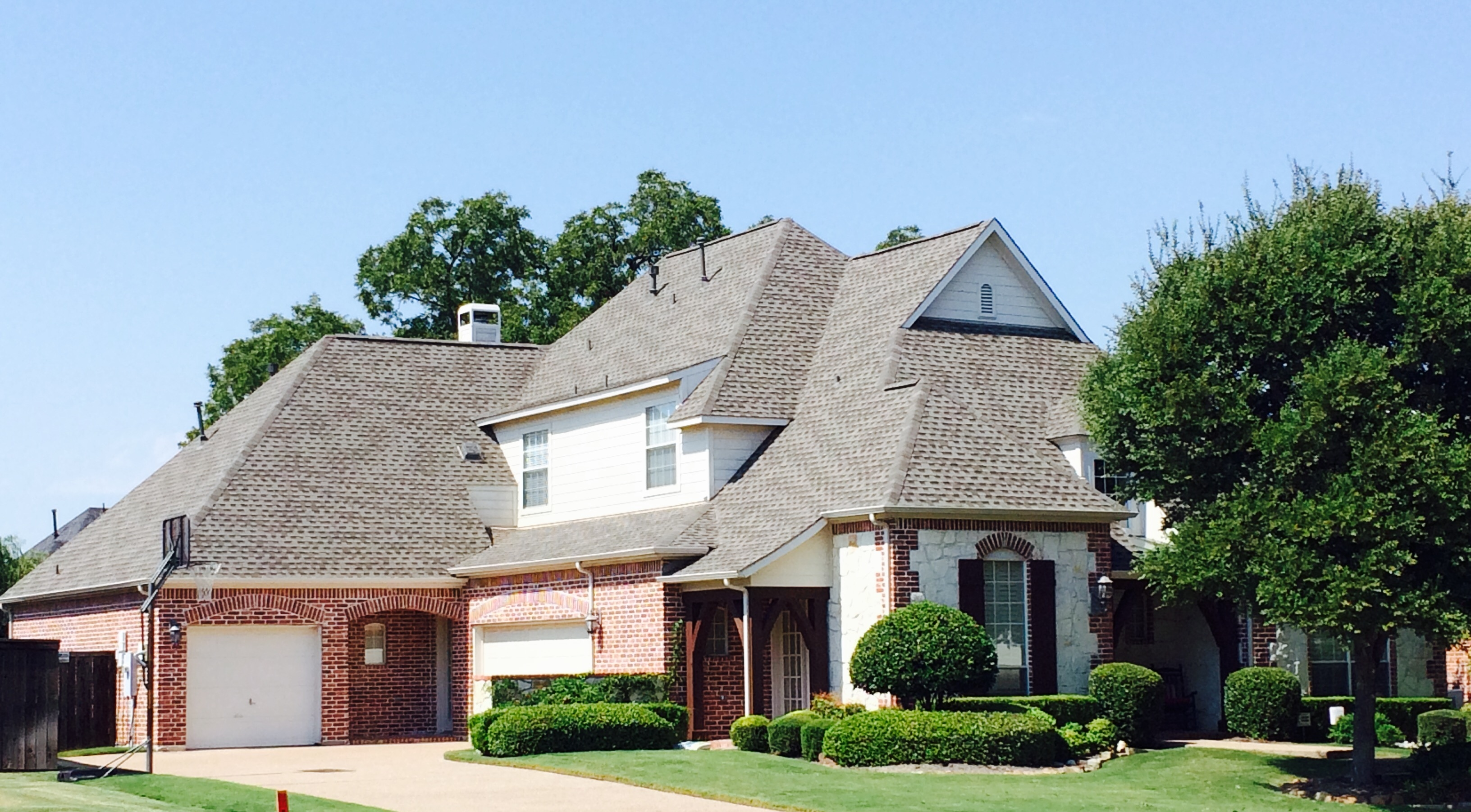 Integrity roofing construction keller texas tx for Integrity roofing and exteriors