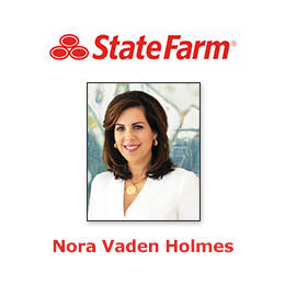 Nora Vaden Holmes - State Farm Insurance Agent