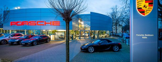 Porsche Zentrum Köln