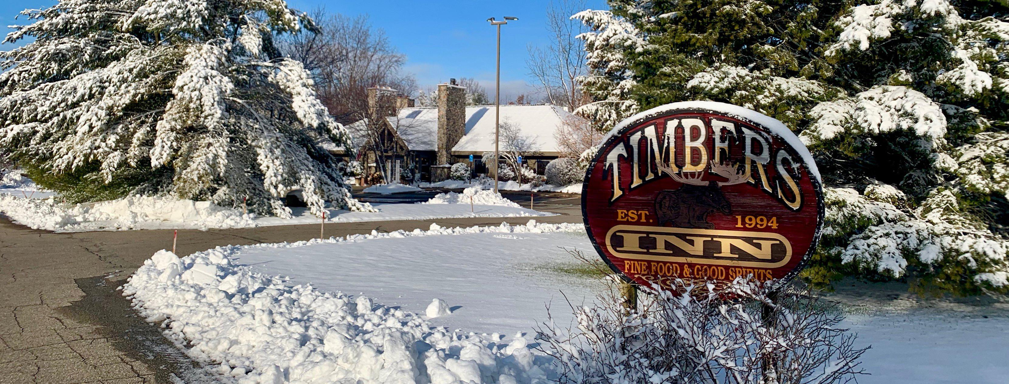 Timbers Inn Restaurant & Tavern is proudly celebrating it's twenty-fifth year!