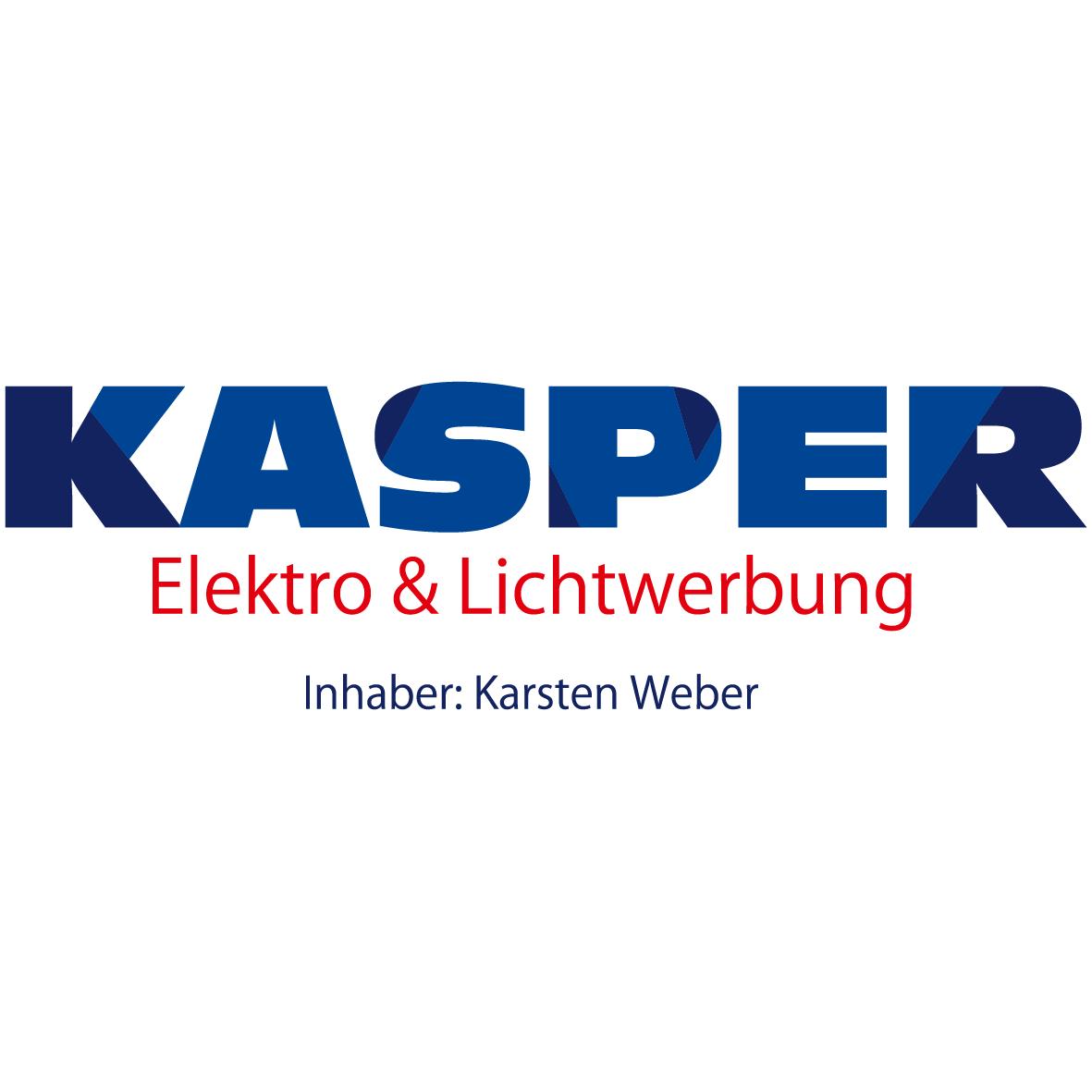 Bild zu Kasper Elektro & Lichtwerbung Inh. Karsten Weber in Schallstadt