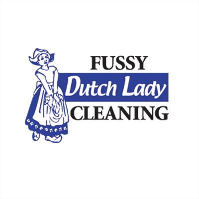 Fussy Dutch Lady Cleaning
