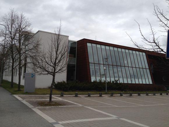 Satakunnan ammattikorkeakoulu SAMK - Taidekoulun kampus