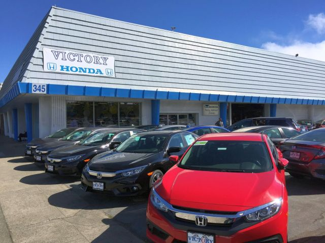 Victory honda of san bruno in san bruno ca 94066 for Bay motors san mateo
