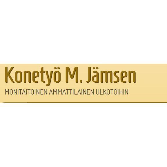 Konetyö M. Jämsen