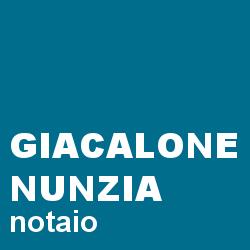 Giacalone Notaio Nunzia