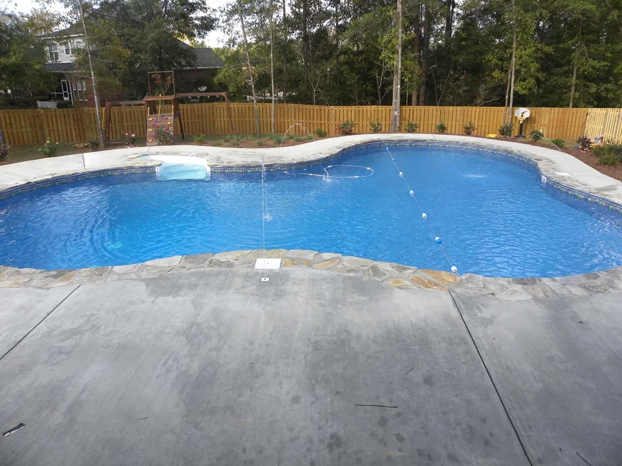 Mag Nificent Pools Inc In Mobile Al 36695