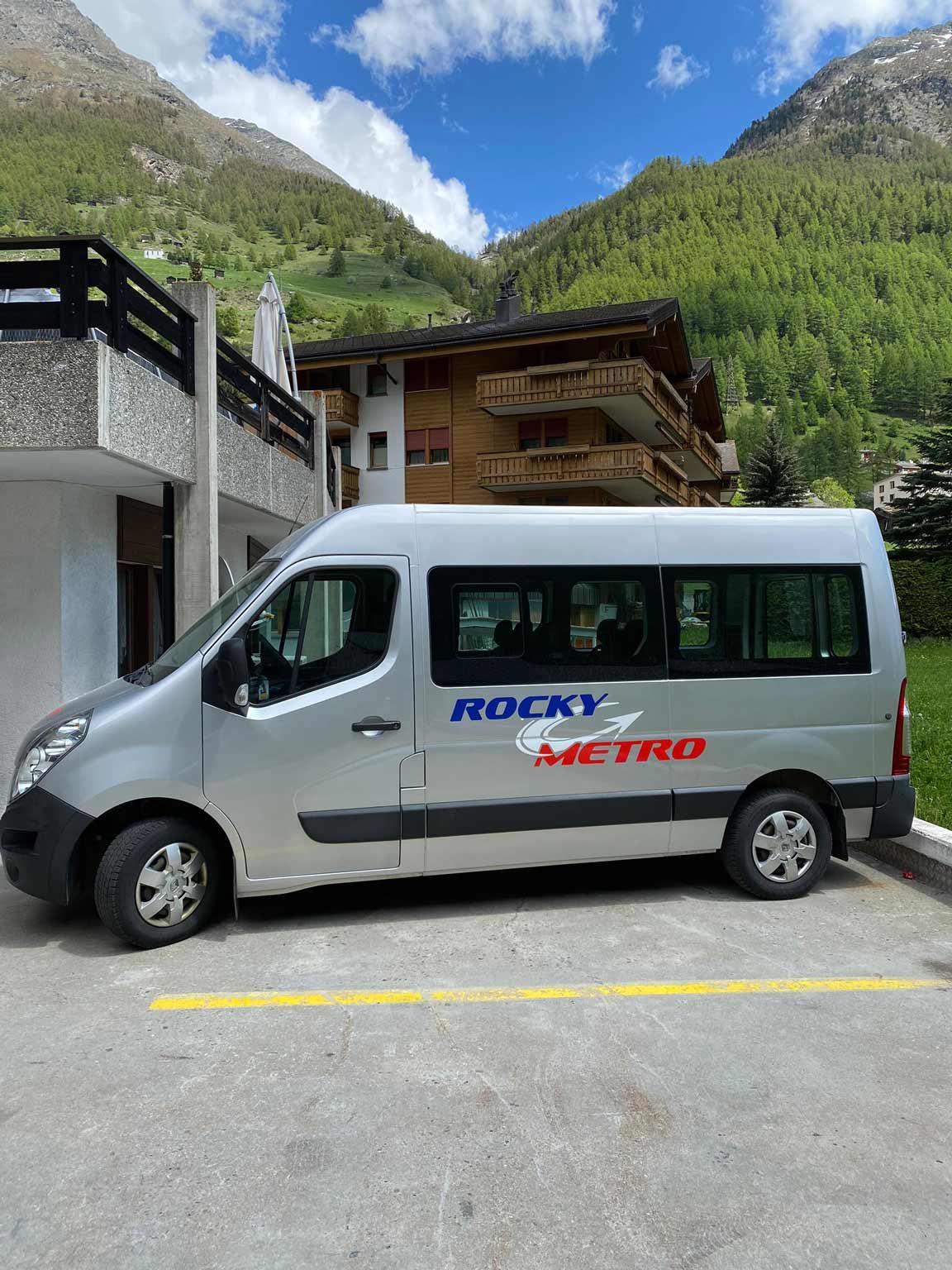 Taxi Rocky Zermatt