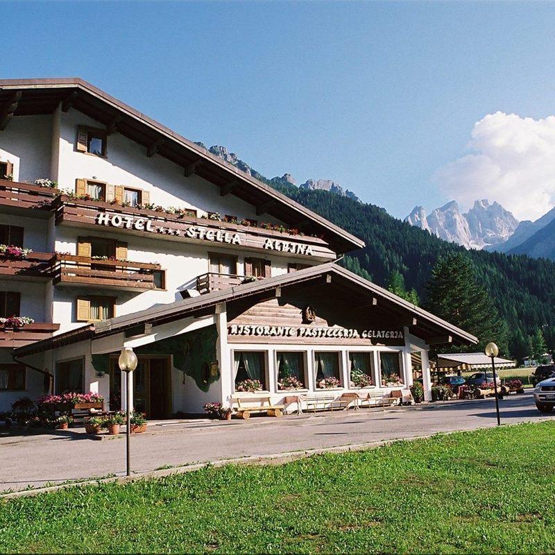 Hotel Stella Alpina Voltago