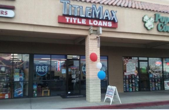 Car Title Loans In Tucson