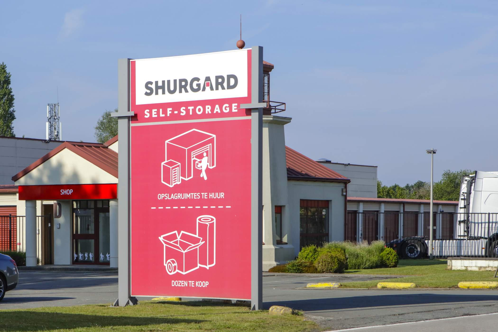Shurgard Self-Storage Zaventem