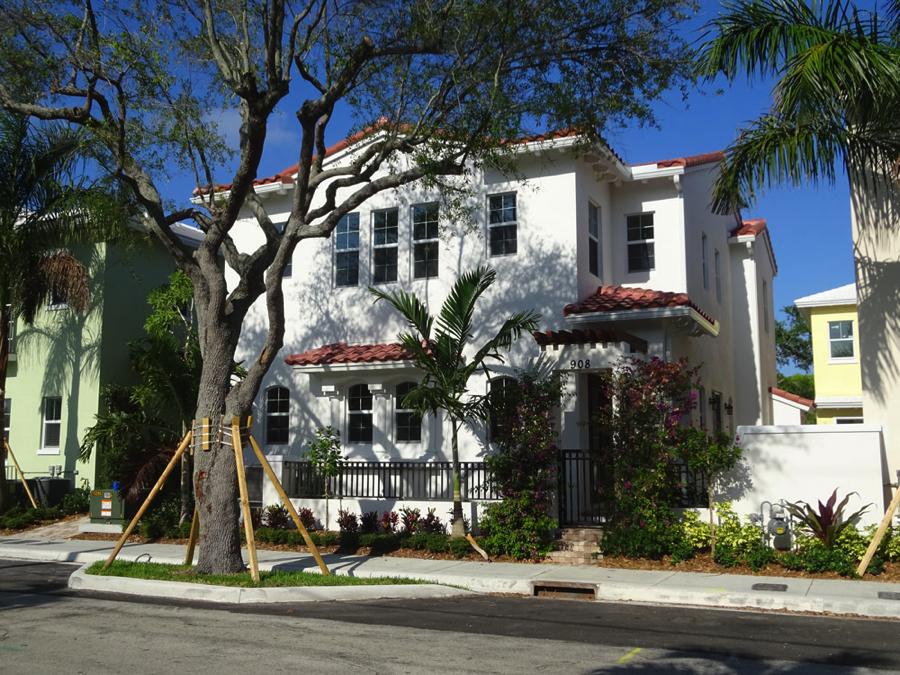 The Village At Victoria Park Fort Lauderdale Florida Fl