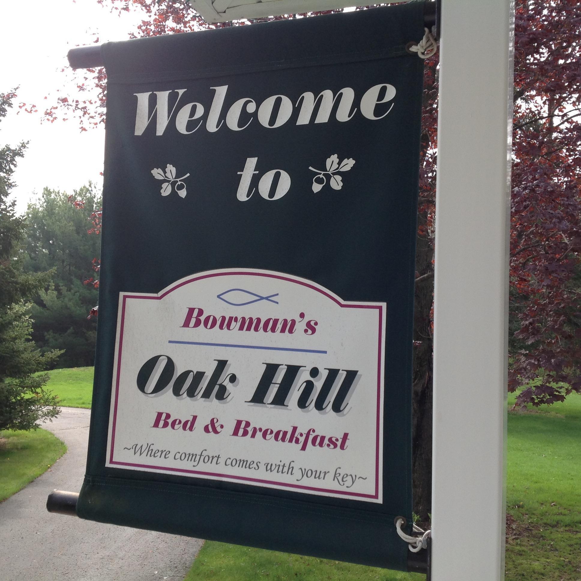 Bowman S Oak Hill Bed And Breakfast Wisconsin Dells Wi