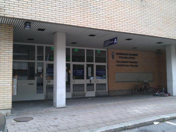 Suojelupoliisi Turun toimisto