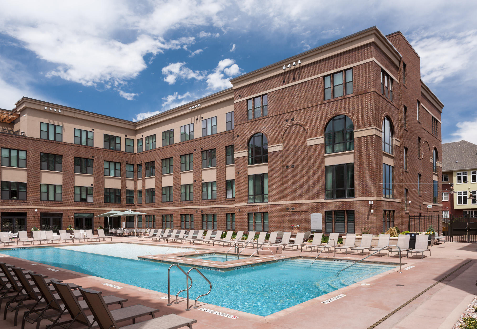 One City Block Apartments Denver