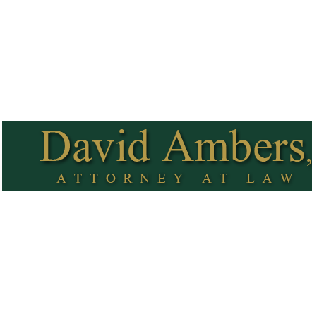 Ambers David Attorney at Law