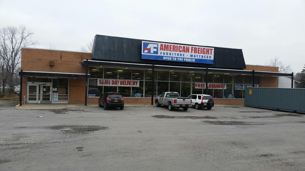 American Freight Furniture And Mattress Whitesboro New York Ny