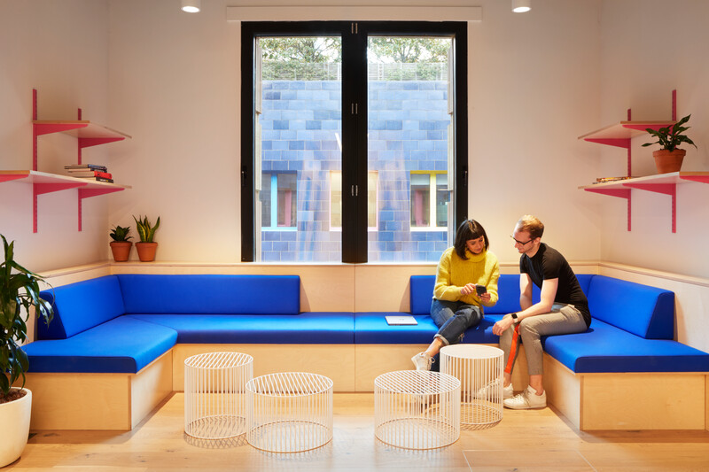 WeWork No 1 Poultry Meeting Area WeWork No 1 Poultry London 020 3695 7895
