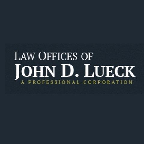 Law Offices of John D. Lueck - Rancho Cucamonga, CA - Attorneys