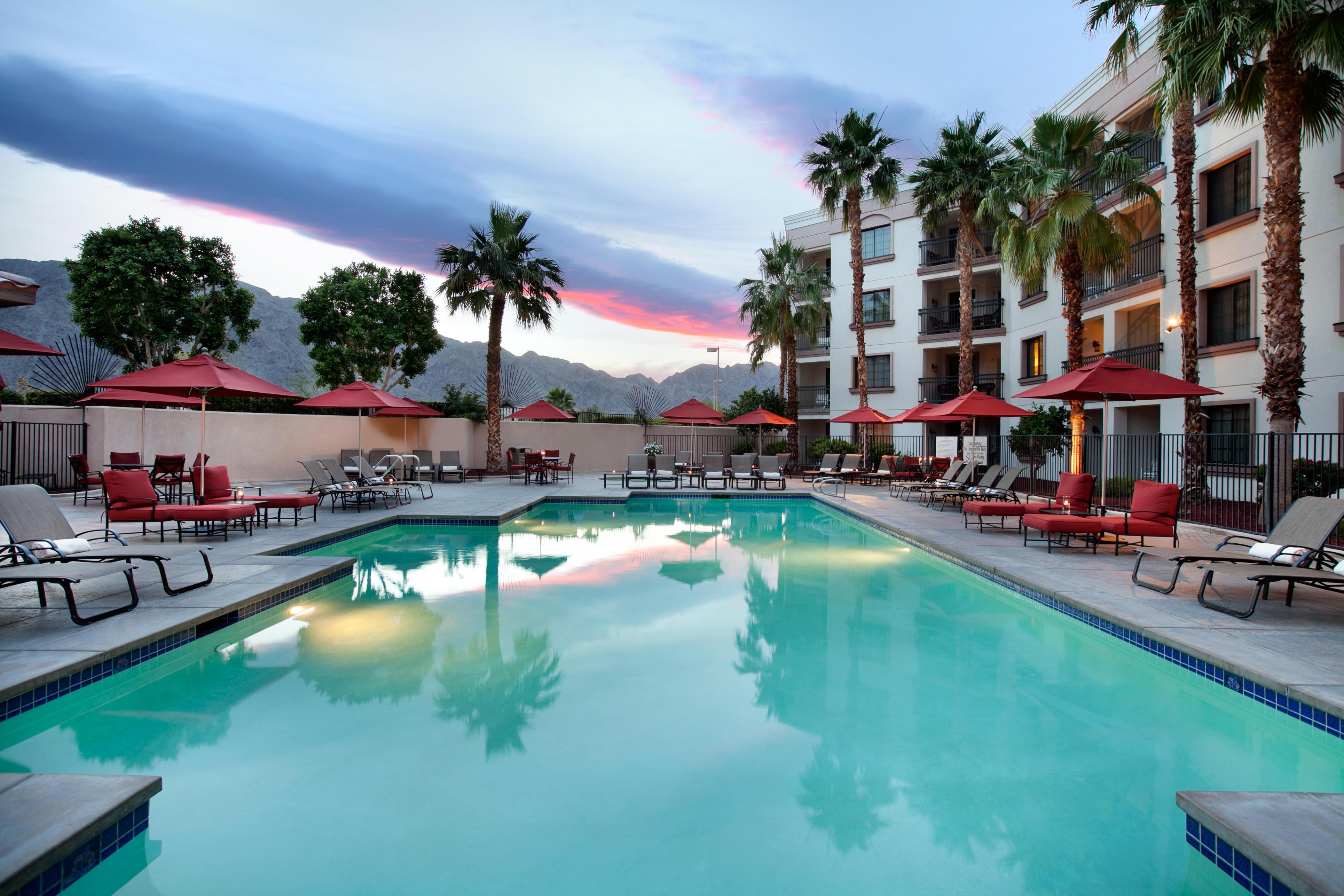 Embassy Suites La Quinta Spa And Resort