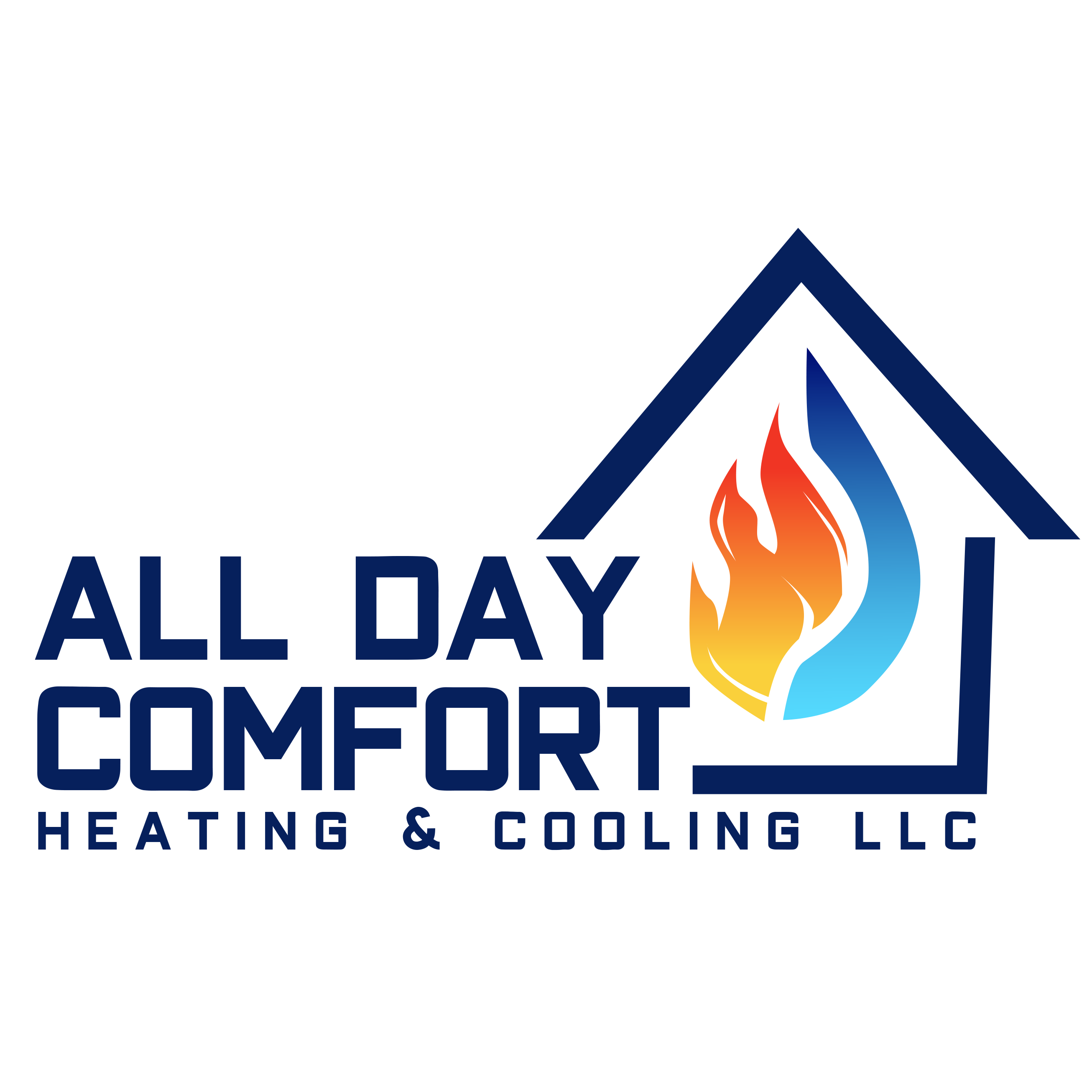 All Day Comfort Heating and Cooling