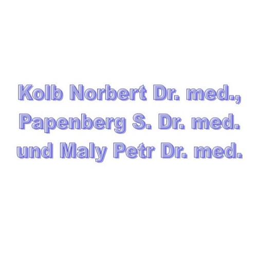 Kolb Norbert Dr. med., Papenberg S. Dr. med., Maly Petr Dr. med.