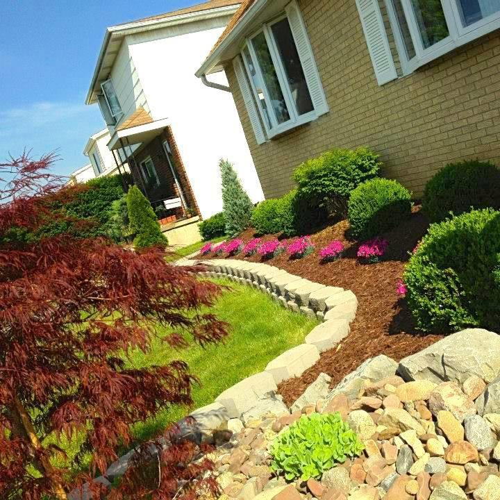 Gorski landscape services inc buffalo new york ny for Local landscaping companies