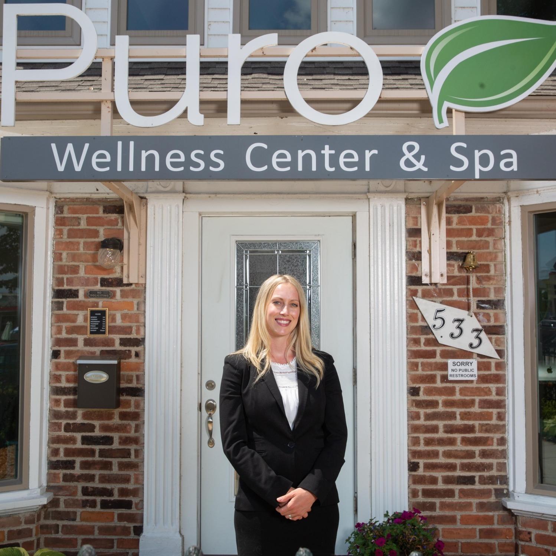 Massage Spa in MI Belleville 48111 Puro Wellness Center & Spa 533  Main St  (734)716-5588