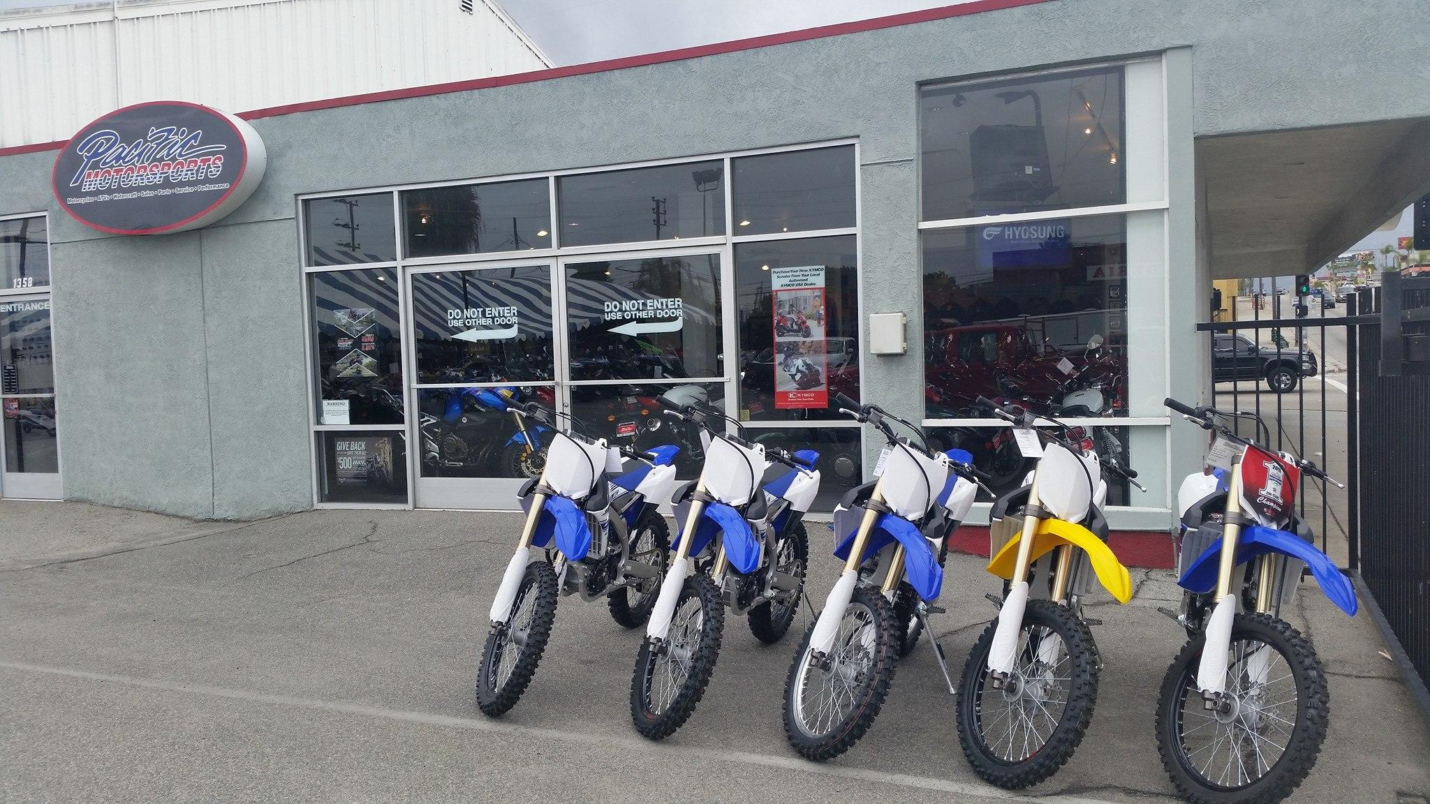 Pacific Yamaha Motorsports California