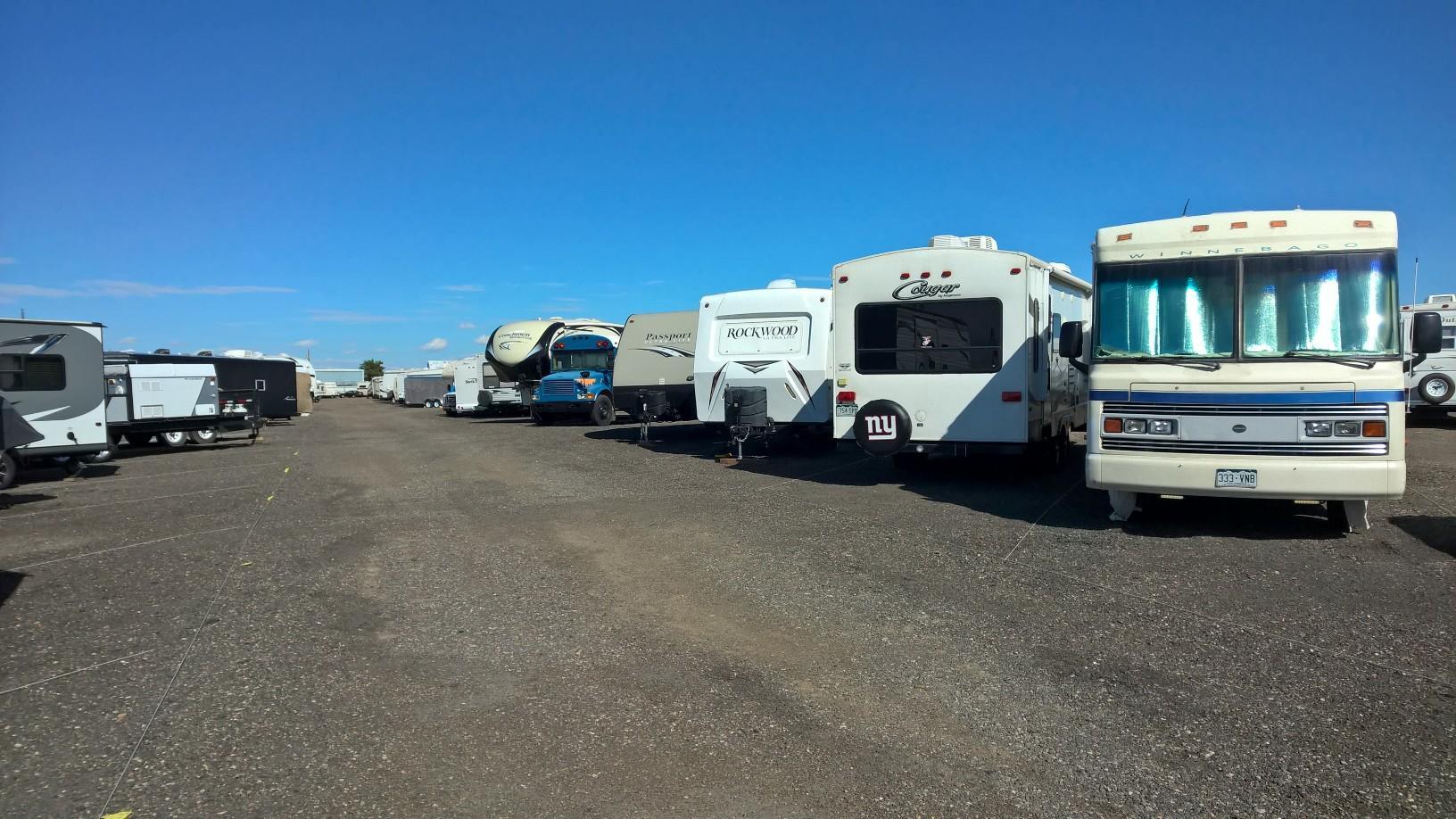 AARV Auto & RV Storage