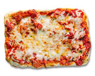 Formaggio Pizza made by P.ZA Kitchen.