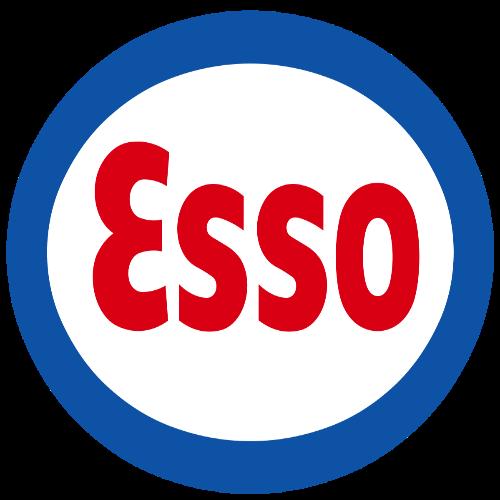 Logo von ESSO Tansktelle