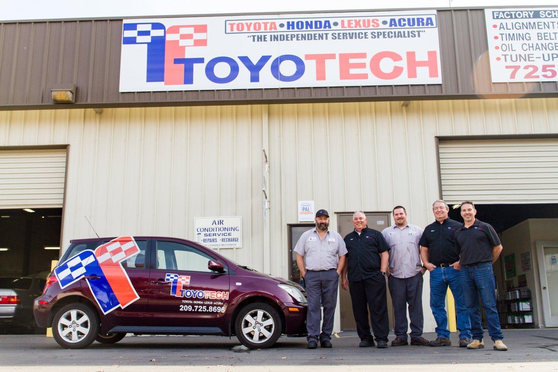 Toyotech, Merced California (CA) - LocalDatabase.com